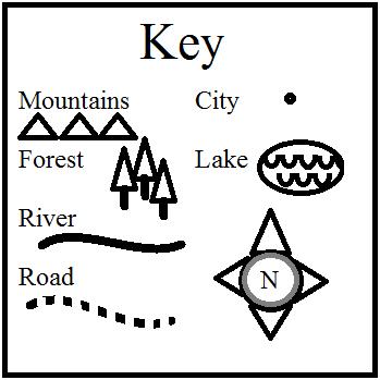 Similiar Map Symbol Key For Island Keywords.