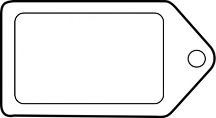 Tag Clipart.