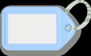 Key Tag Clip Art at Clker.com.