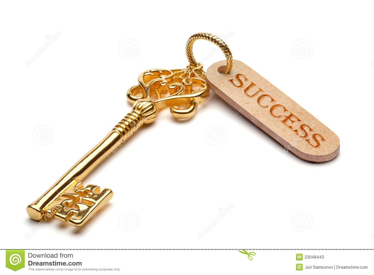 Keys To Success Clipart..