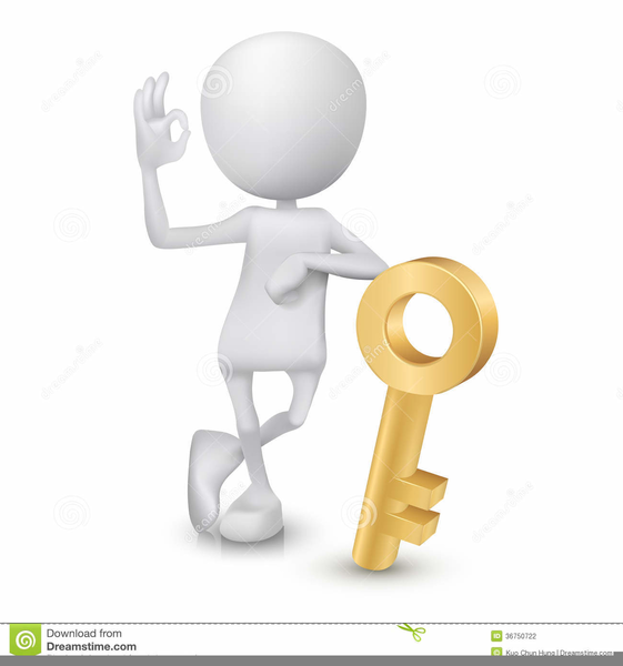 Key To Success Clipart Free.