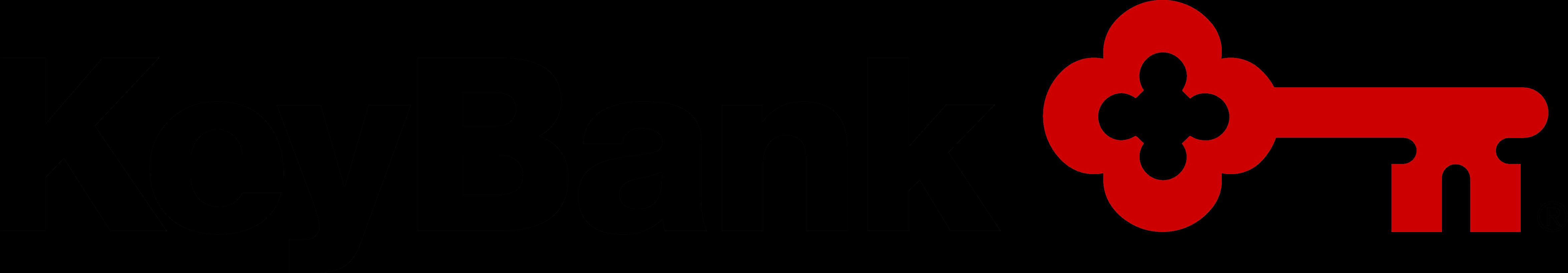KeyBank logo (Key Bank).