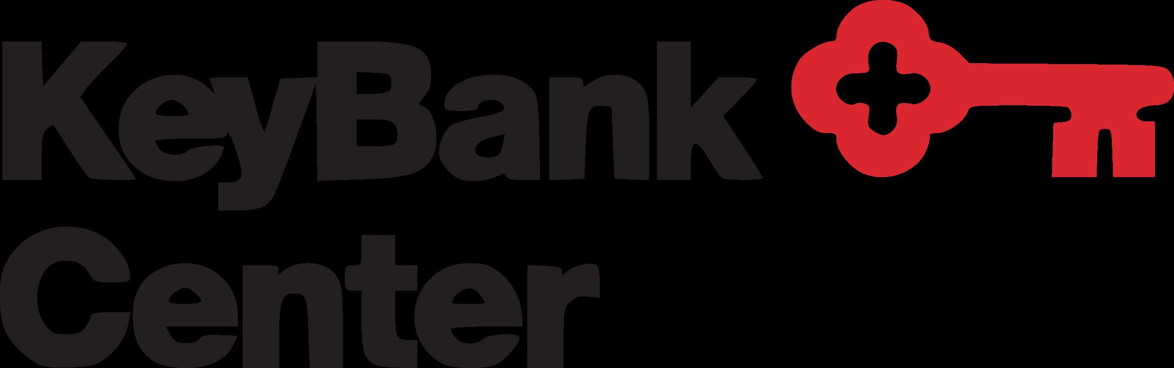 Keybank Center Logo PNG Transparent & SVG Vector.