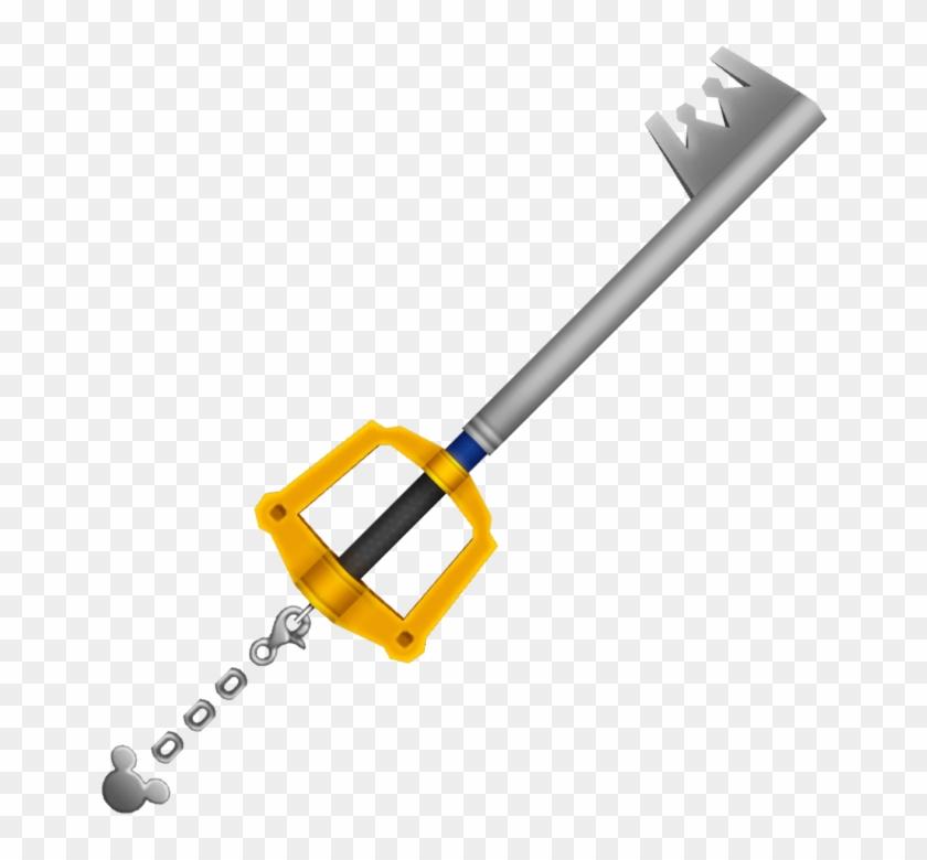Kingdom Key.