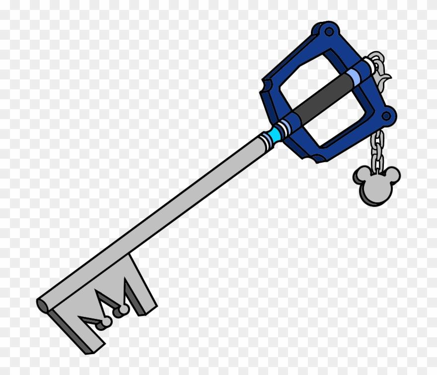 Tino\'s Keyblade.