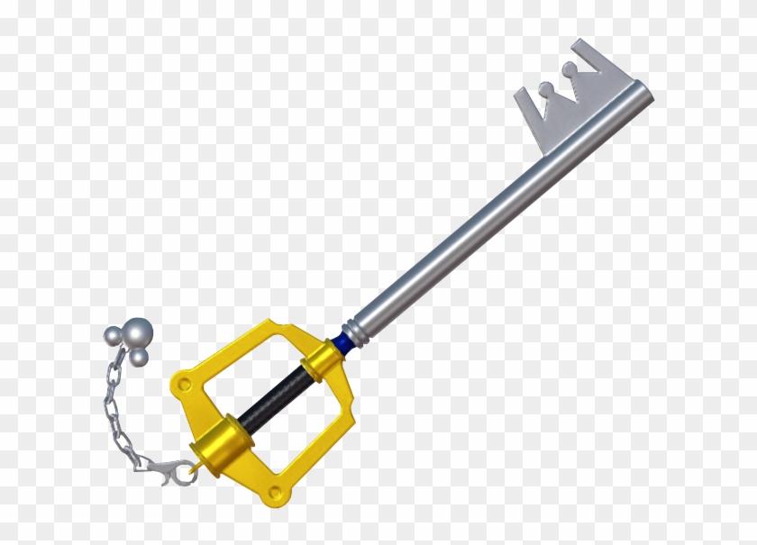 Keyblades.