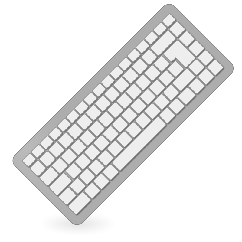 Keyboard Clipart & Keyboard Clip Art Images.