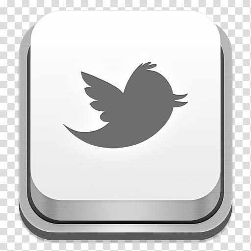 Apple Keyboard Icons, Twitter.