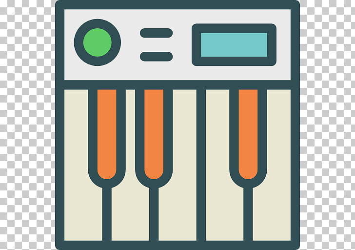 Piano Musical keyboard Icon, piano PNG clipart.