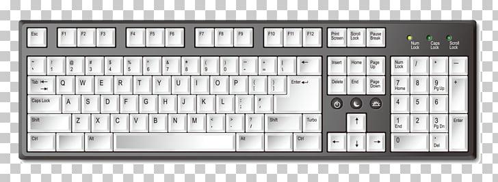 Computer keyboard Macintosh, material computer keyboard PNG.