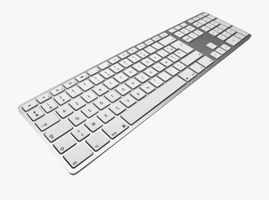 Transparent Png Computer Keyboard Keys.