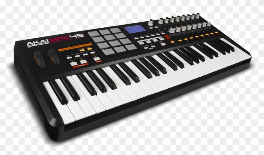 Music Keyboard Png.