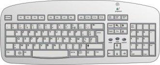 Keyboard Key Clip Art, Vector Keyboard Key.