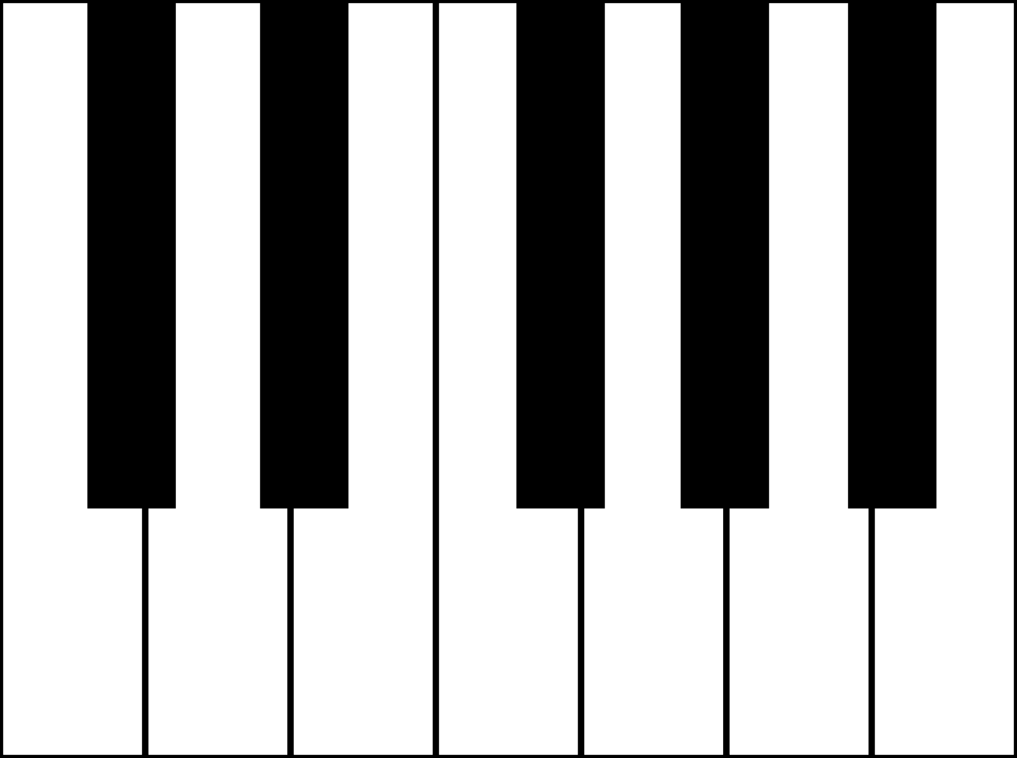 Free Piano Keyboard, Download Free Clip Art, Free Clip Art on.