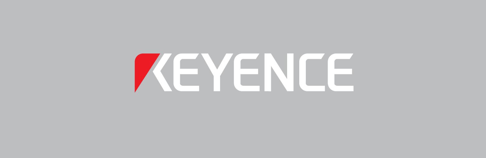 KEYENCE Logo.