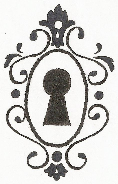 Keyhole Plate Clipart Clipground