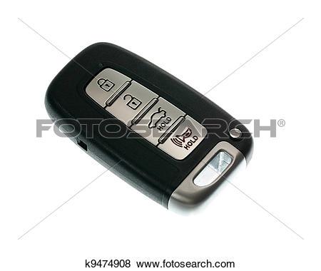 Pictures of Keyless wireless door opener fob k9474908.