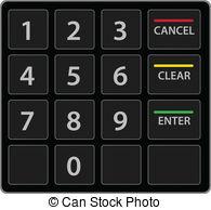 Keypad Illustrations and Clip Art. 30,718 Keypad royalty free.