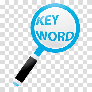 Keyword Research transparent background PNG cliparts free.