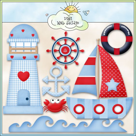 Good Ship Lollipop Sea 1.