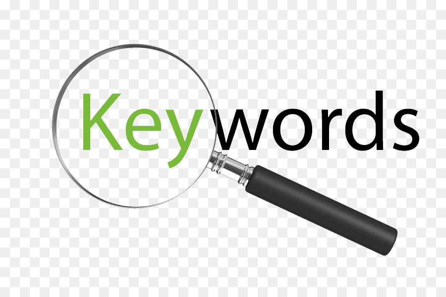 Keyword Research Text png download.