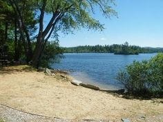 Kezar lake camp for rent great in spring and fall.