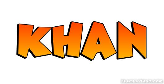 Khan Logo.