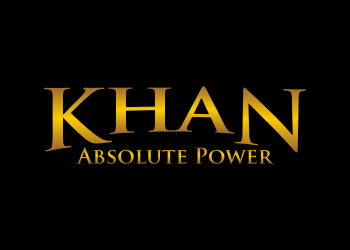 Khan Logo Design.