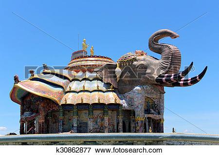 Picture of Wat Ban Rai , korat Thailand k30862877.