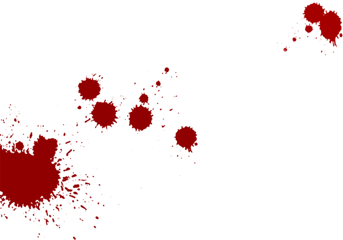 Blood PNG Transparent Images.