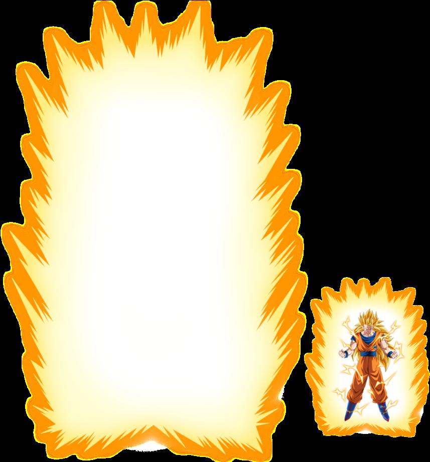 Ki Dragon Ball Png Clip Art Library Download.