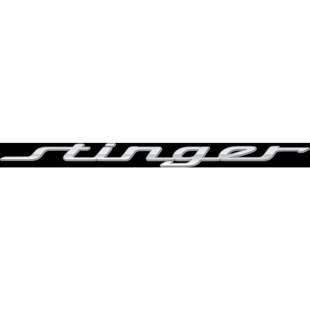 Kia Stinger logo, Vector Logo of Kia Stinger brand free.