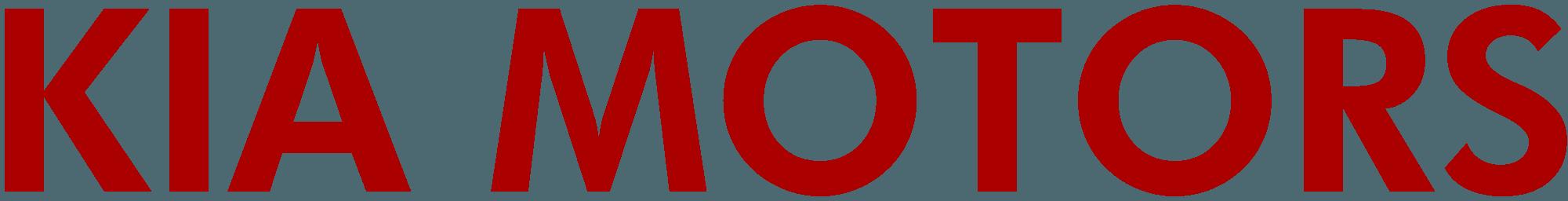 Kia Motors Logo.