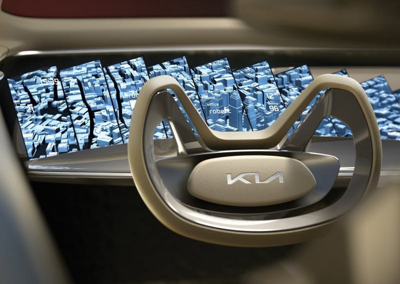 KIA set to get New Logo.