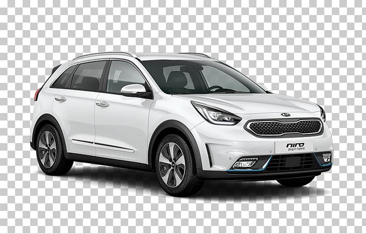 2018 Kia Niro Kia Motors Car, Plugin Hybrid PNG clipart.
