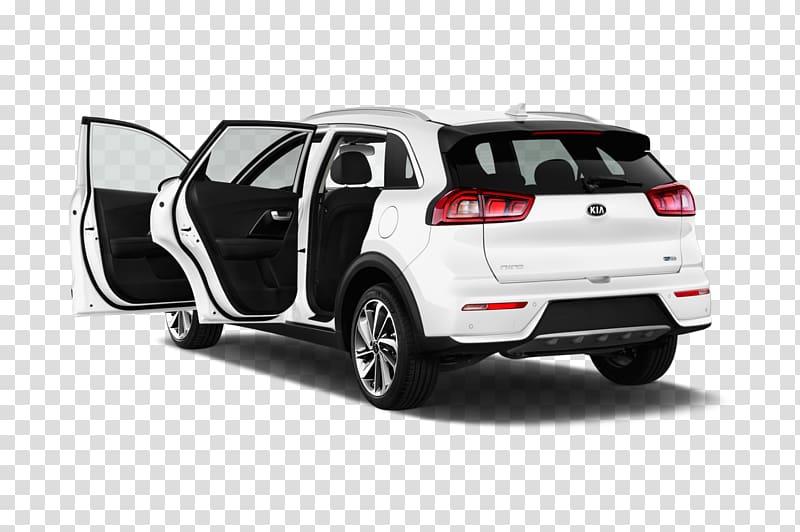 Kia Motors Car 2017 Kia Niro Fuel economy in automobiles.