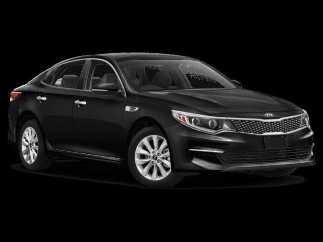 New 2018 Kia Optima EX FWD 4D Sedan.