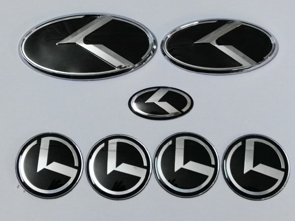 2019 New Black K Logo Badge Emblem For KIA OPTIMA K5 /Car Emblems/3D  Sticker From Shengheng2012, $9.04.