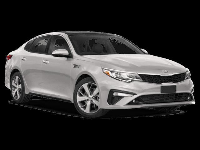 New 2019 Kia Optima LX FWD 4D Sedan.