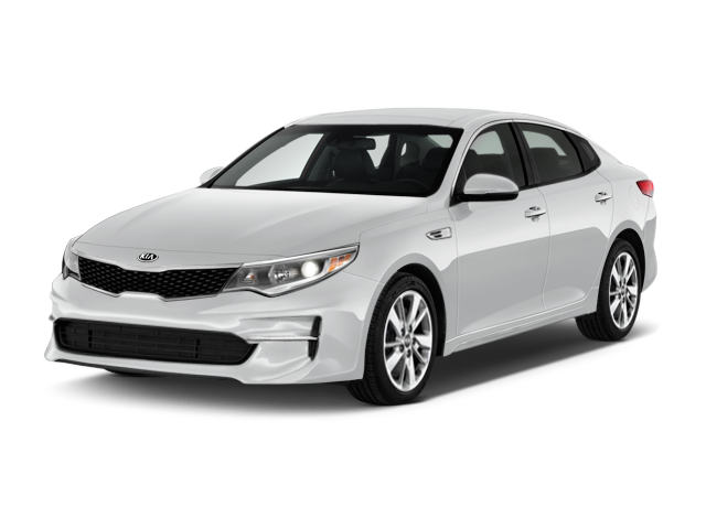 Used 2018 Kia Optima.