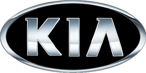 Kia Motors Logo PNG Image Background.
