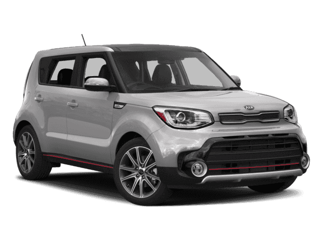 New 2018 Kia Soul Exclaim 4D Hatchback.