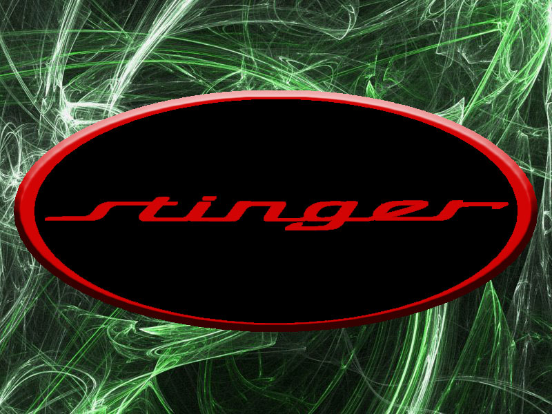 Stinger Logo Emblem Development Underway.