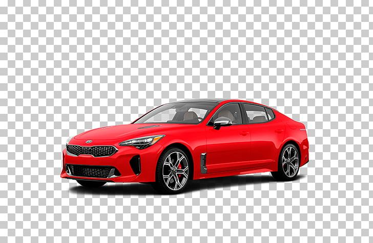 2018 Kia Stinger Sedan Kia Motors 2018 Kia Stinger GT2 PNG.