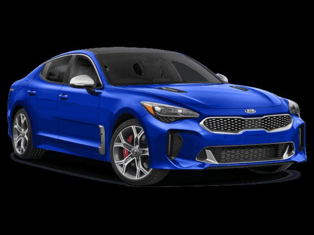 New 2019 Kia Stinger GT AWD.