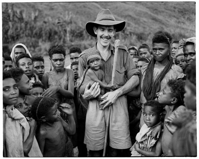 National Archives pays tribute to PNG kiaps.