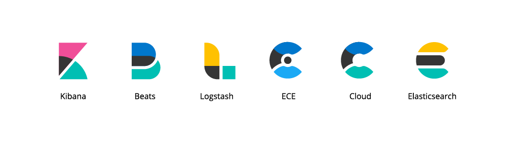 Redesigning product logos and icons while building a design.
