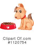 Dog Kibble Clipart #1.