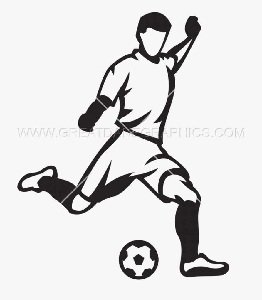 This Is Why Someone Kicking Soccer Ball Clipart Is So Famous.