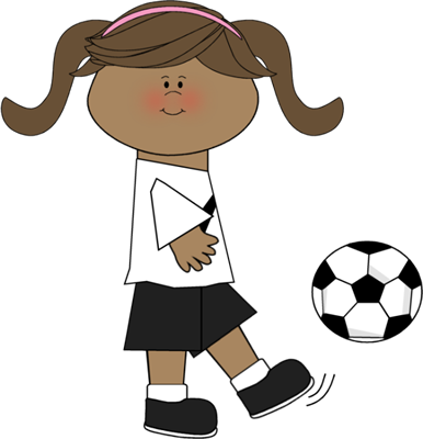 Kick ball clipart.